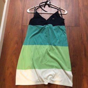 Lacoste size 40, US 8, M, sundress dress new NWT